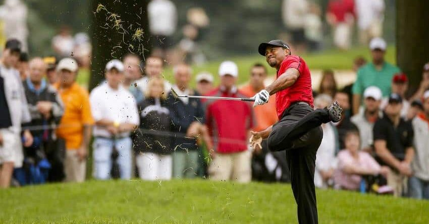 Tiger Woods will appear in The Match