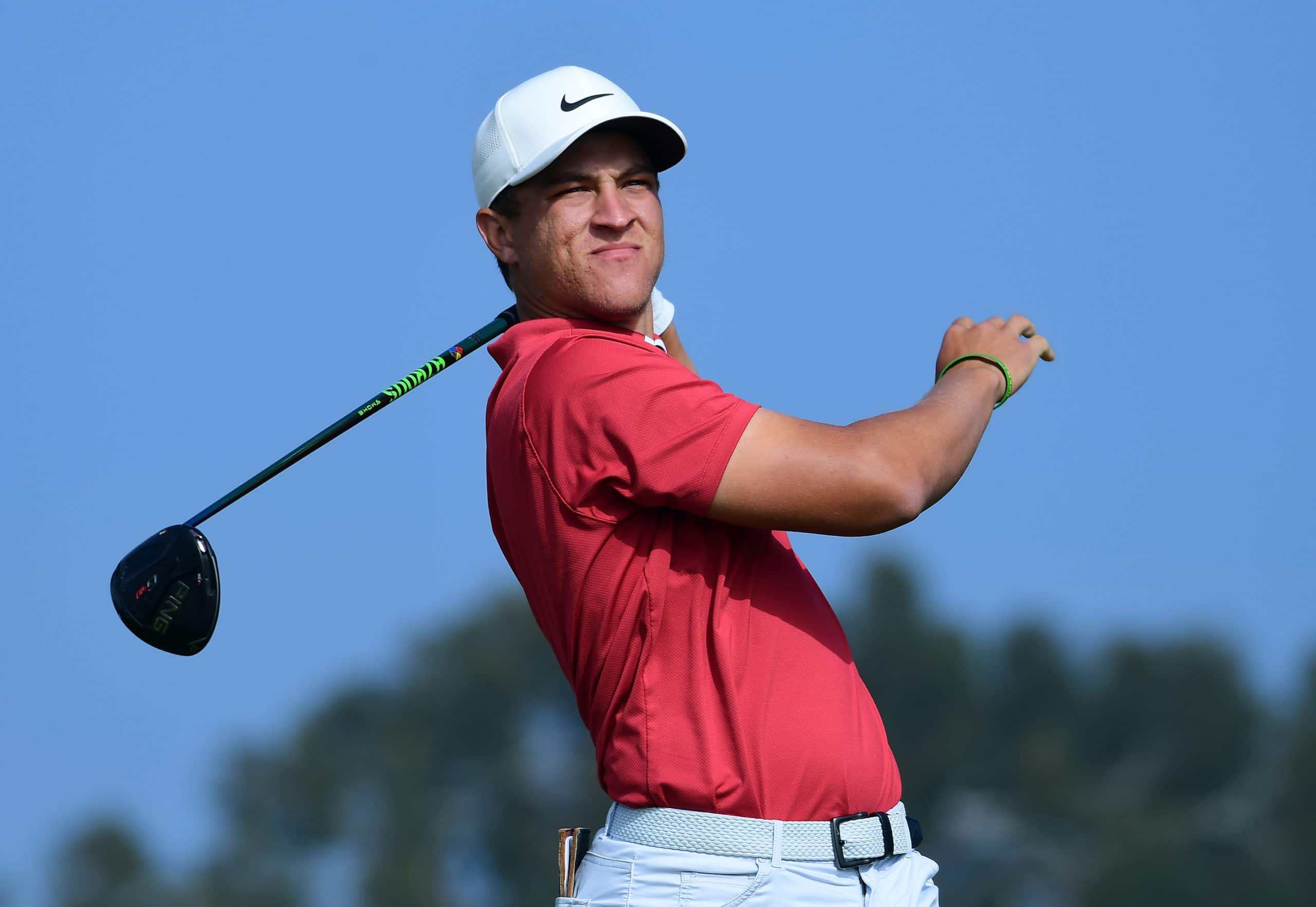 Total Drive Champion contender, Cameron Champ