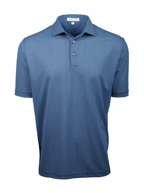 Fenix XCell PE bright navy polo shirt for men