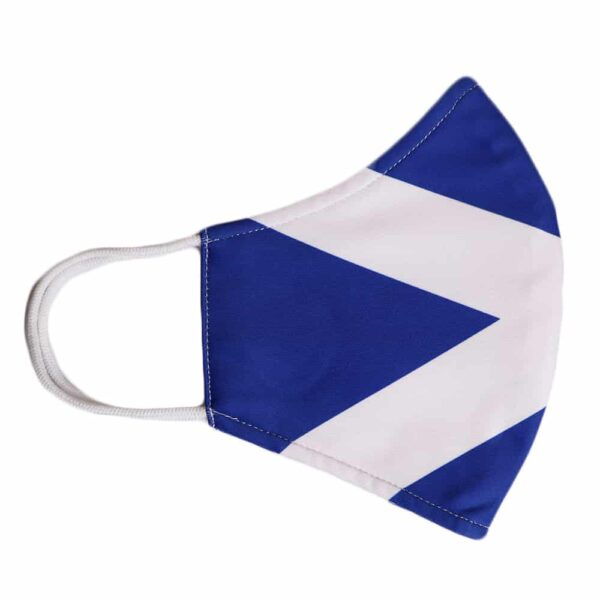 Fenix XCell Scotland Face Mask left side view