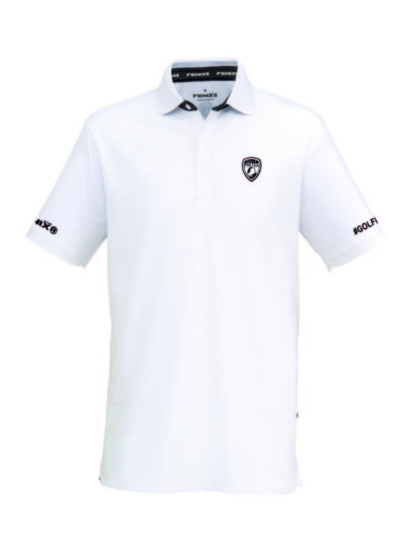 Golf Mates white Polo