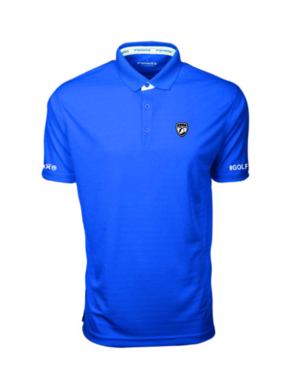 Golf Mates Blue Polo