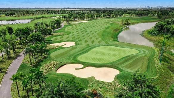 Vattanac Golf Course in Cambodia Designed by Sir Nick Faldo