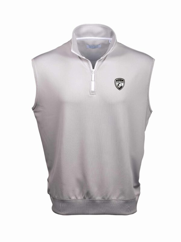 Light grey golf mates vest